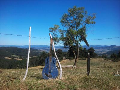 Guitare Cloture