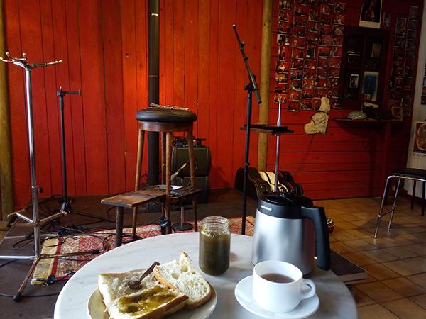 LuneRousse breakfast